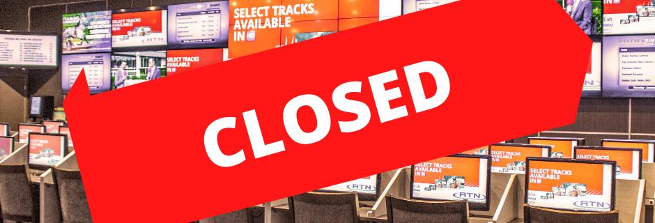 Quebec betting parlors closure